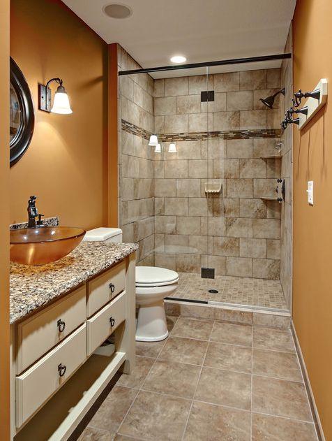 25 Best Ideas About Orange Bathroom Decor On Pinterest