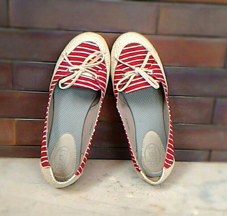Vanessa Red Stripes ● IDR 160 k