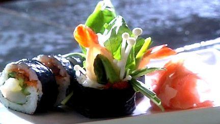Maki sushis - Recettes - À la di Stasio
