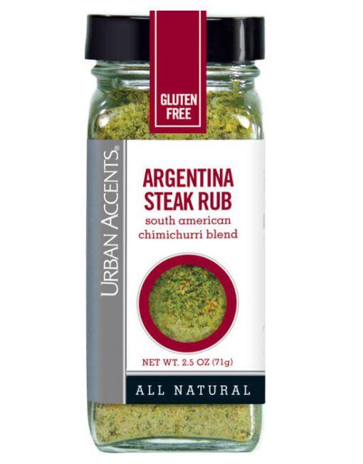 Argentina Steak Rub