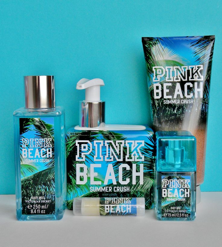 Victoria's Secret : PINK Beach Collection.. this one is my favorite!!(: