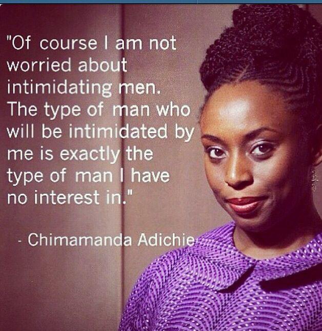women who intimidate men