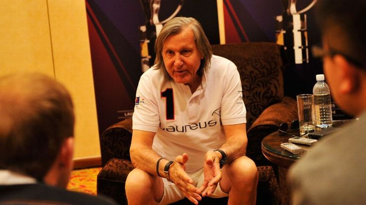 "Ilie Nastase said he would be considered the ""bad boy"" if he says anything more about Serena Williams, and then later said more in a separate interview...."
