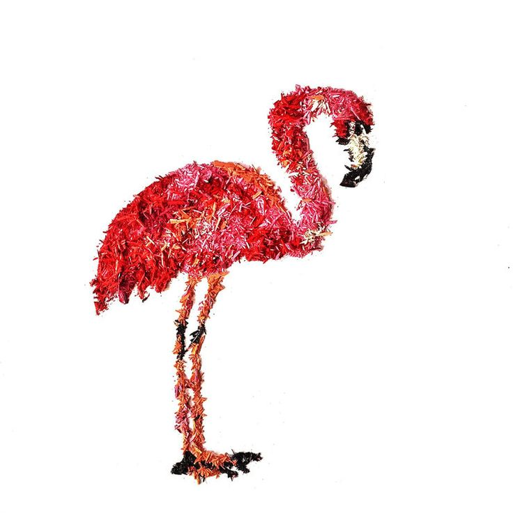 Flamingo by The Pencil Project  by Meghan Maconochie for sale on http://hellopretty.co.za