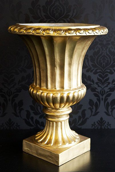 Gold Urns Great To Use As A Starting Point For