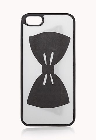 Quirky Hologram Phone Case   FOREVER21 - 1000110618