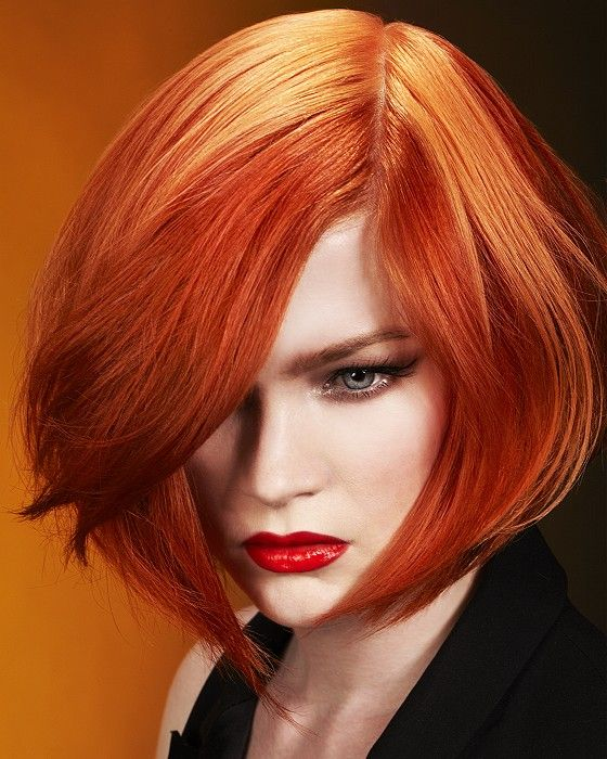 25+ Beautiful Medium Red Hair Ideas On Pinterest