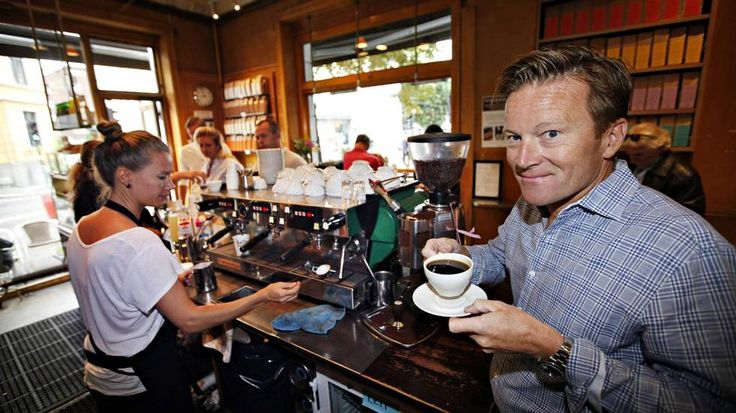 Kjedene overtar kaffe-Oslo - osloby