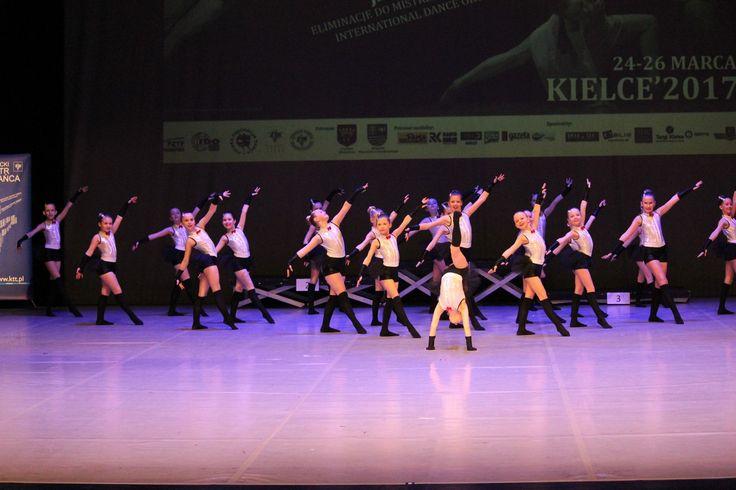 #jazzdance #formacja