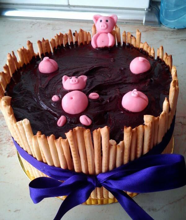 Encantadora tarta vegana de chocolate!! Perfecta para compartir con tus seres queridos!!!