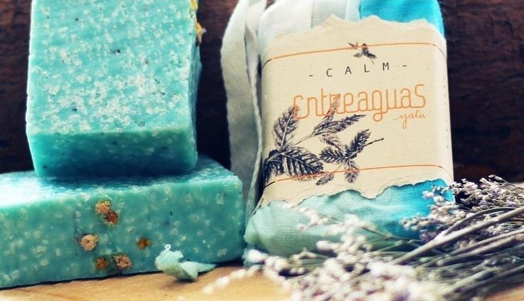 Calm Is what you get with our YAKÜ soaps. Calma es lo que puedes obtener con nuestro jabones YAKÜ.