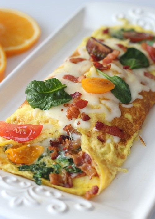 Eggs without bacon is just wrong. Get the recipe from Valentina's Corner.   - Delish.com