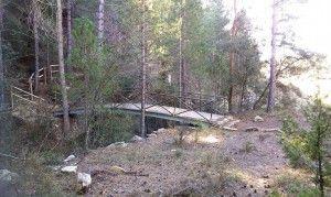 Puente Embalse de Las Tosquillas. Excursión por la Comarca de Gúdar-Javalambre #Teruel