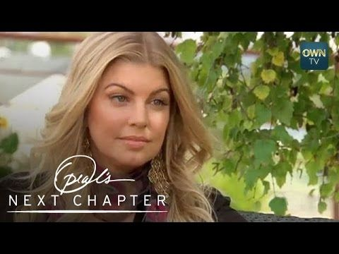 How Fergie Overcame Her Crystal Meth Addiction | Oprah's Next Chapter | ...
