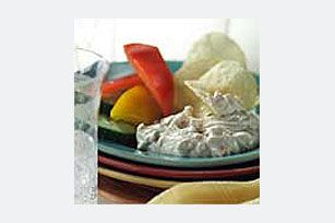 Clam Dip- My mom made this all the time.