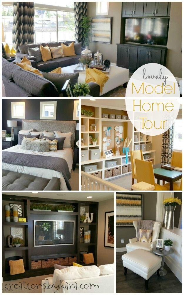 Model Home Design Ideas Part - 38: Decorating Model Homes - Home Box Ideas