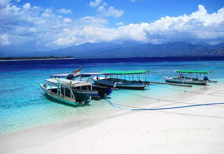 Gili Air Spot Diving Snorkeling Menawan di Nusa Tenggara Timur - Nusa Tenggara Barat