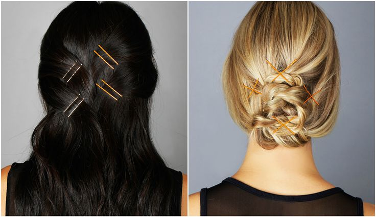 Tel Tokalar ile Saç Modelleri #bobbypins #pin #teltoka #hairstyle #simple #colored #diy #nasılyapılır # howtouse