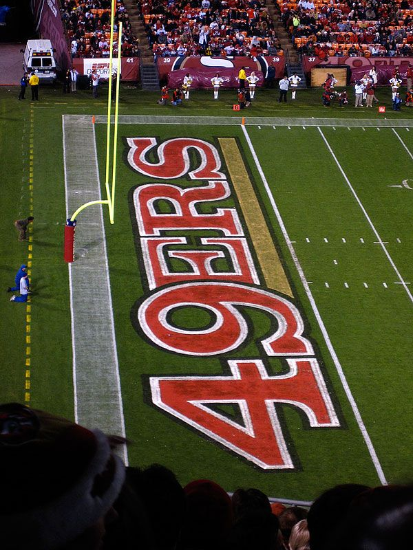 49ers Banner – Candlestick Park I always wanted to attend a 49er home game @ candlestick. Doesn't look like that's going to happen so i've made adjustments and attending a 49er home game wherever their home may be will do. :-)
