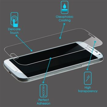Samsung Galaxy S4 LCD Tempered Glass Screen Protector