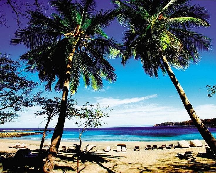 Virador beach at Four Seasons Costa Rica/palms.: Beaches Fscostarica, Seasons Fscostarica