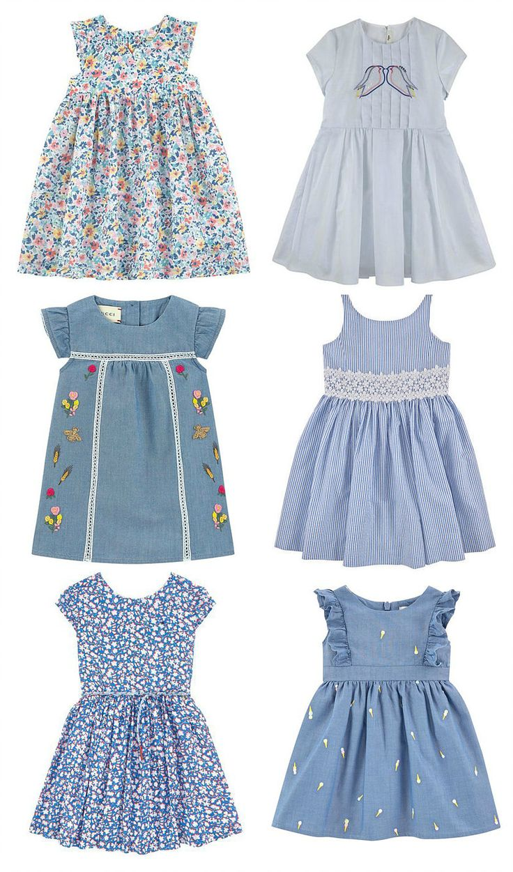 Wecome to Part One! See Part Twohere.Oh little dresses for little girls...if you follow my board 'A Little Bohemian Girl' you'll know I'm just a little bit obs