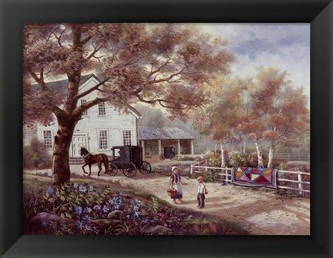 Accents :: Framed Art :: Amish Country Home - CS-Cart. Powerful PHP shopping cart software