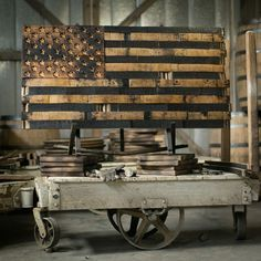 The Full Barrel from Heritage Flag Company