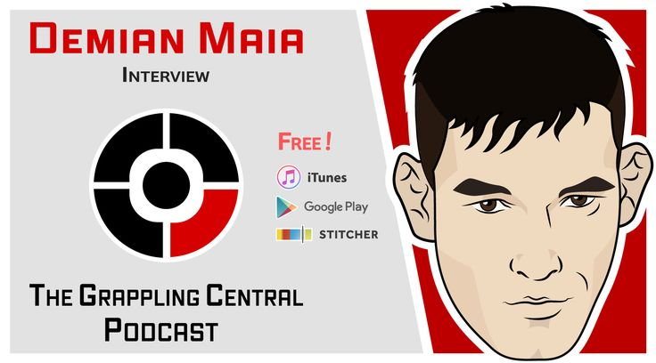 Demian Maia : The Grappling Central Podcast http://ift.tt/2fL1fUs