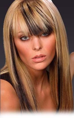 19 best block color images on pinterest black and blonde black one of the quickest and best ways to rejuvenate a persons looks is to go in for hair highlights hair highlights add an instant contrast to a persons pmusecretfo Image collections