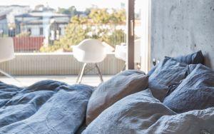Bed linen. 100% linen.