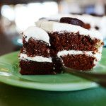 peppermint patty cake!