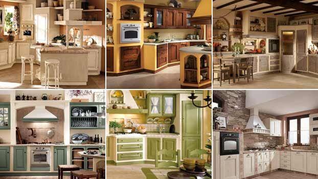 Facebook Twitter Google+ PinterestIl revival della cucina in muratura continua a collezionare successi e segna una sorta di nostalgia e di preferenza verso le cucine di un tempo, quelle presenti nei casolari di campagna, dove questo ambiente era il fulcro della casa e della famiglia, punto di riferimento dei momenti[...]