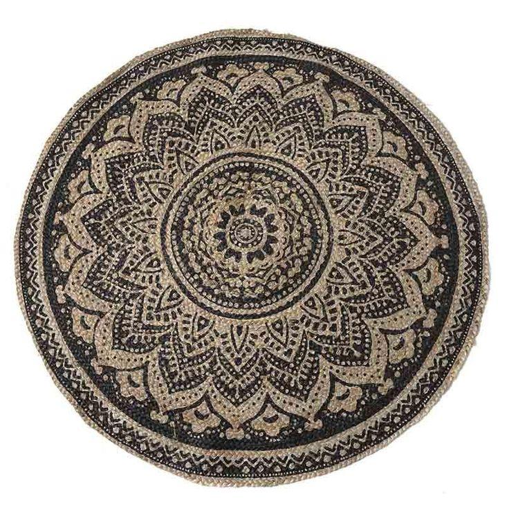 Jute Carpet - Carpets - Rugs - FABRIC ITEMS - inart