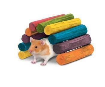 Super Pet Tropical Fiddle Sticks Small | eBay - $3.99 - I have one of these, I love it and so do my rats too :3