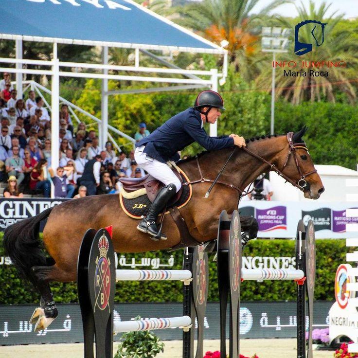 Michael Whitaker & JB's Hot Stuff #Equiport #Equestrian