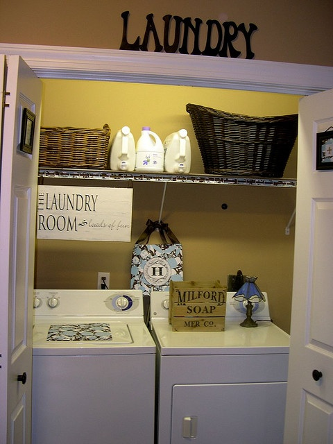 Laundry Room Makeover - Home Stories A to Z