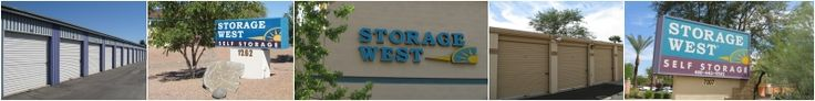 Storage West Self Storage -- 135 East McKellips Road, Mesa, AZ 85201