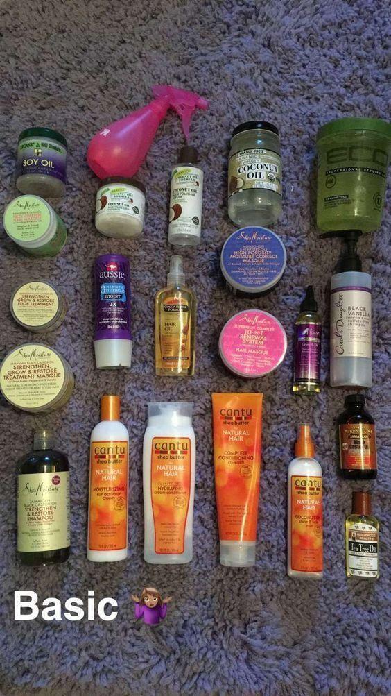 www.prinbsbeauty.com – Natural hair regimen