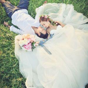 みんな憧れる理由がよく分かる!「バレリーナ」で撮影をしたウェディング写真が素敵すぎます☆*。   ZQN♡