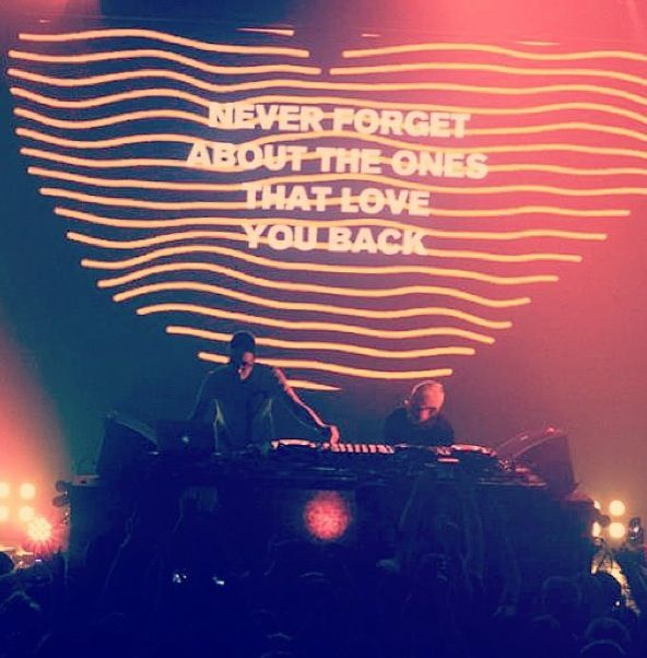 Above & Beyond. Trance Music Trio. They and their music are so close to my heart, and have done so much for me and my partner. Small Moments Like These <3