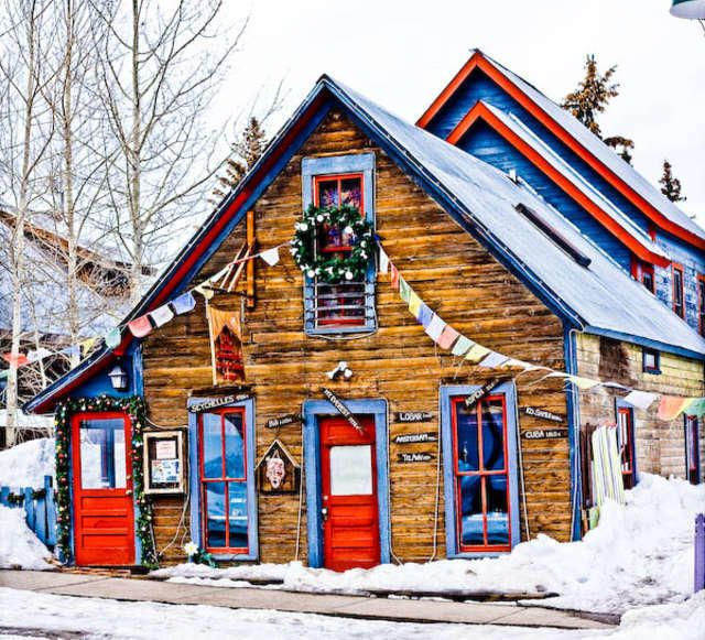 Crested Butte, Which Is Pleasantly Devoid Of Chain Restaurants, Has One Of  The Best