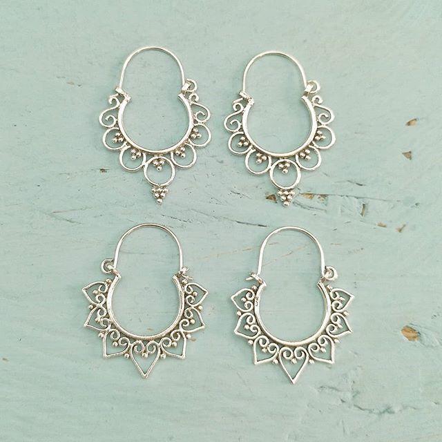 aretes plata gipsy earrings aros plata silver earring silver earrings for woman earrings for woman boho earrings pendientes plata