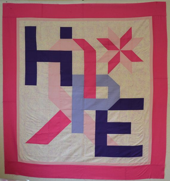 Breast Cancer Quilt Patterns
