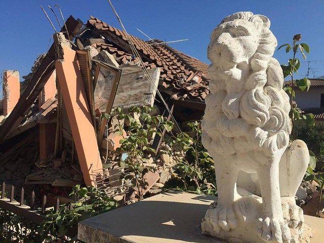 Amatrice központja a világ legjobban veszélyeztetett műemlékeinek listáján