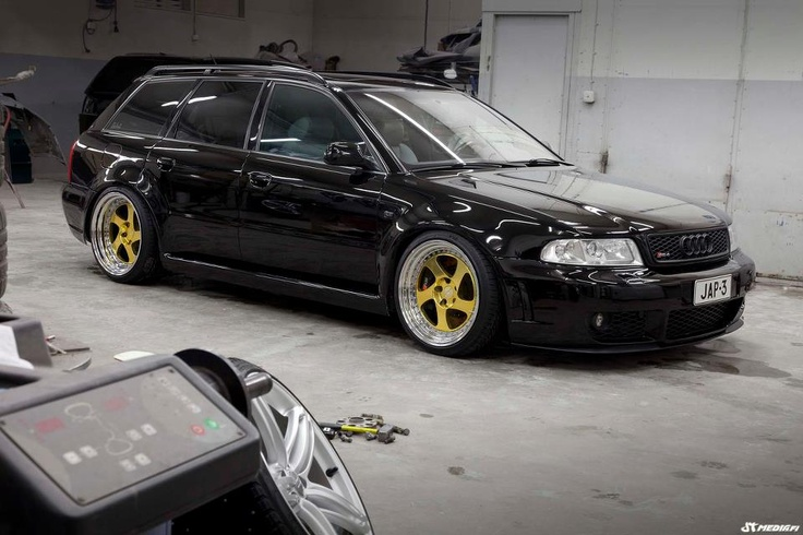 Audi S4 B5 German Style >> B5 Audi S4 Avant   Wagon and Avant Fever!   Pinterest   Audi and Audi s4