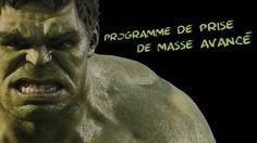 Voici un programme à suivre sur 5 jours pour développer votre masse musculaire.