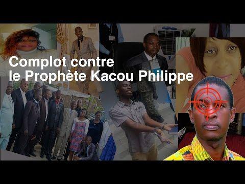 POURQUOI DIEU A T IL ENVOYE LE PROPHETE KACOU PHILIPPE ? - YouTube | pascal | Pinterest | Serum