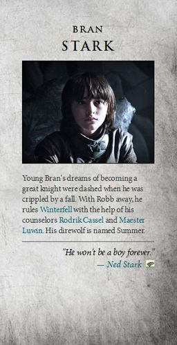 Game of Thrones images Bran Stark wallpaper and background photos