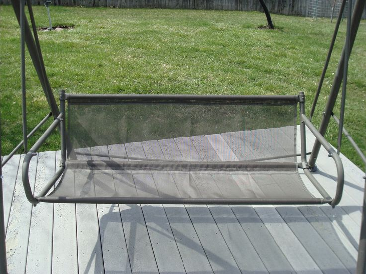 Nice Swing Cushion Covers And More Replacement Patio Swing Canopies   Best  Quality, Most Durable Outdoor